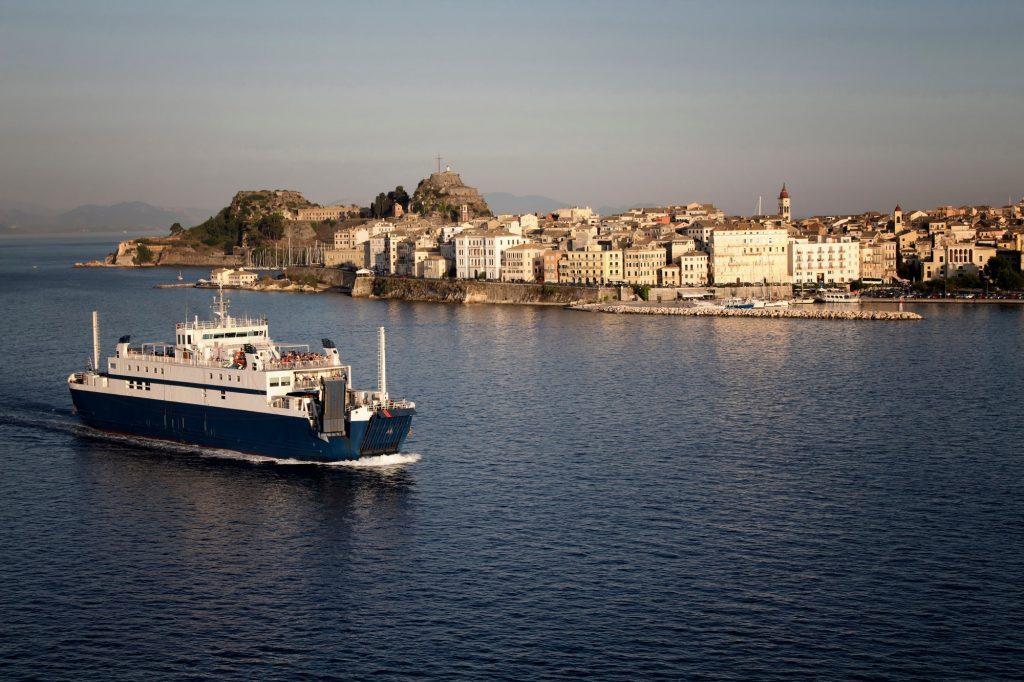 Corfu Town Corfu