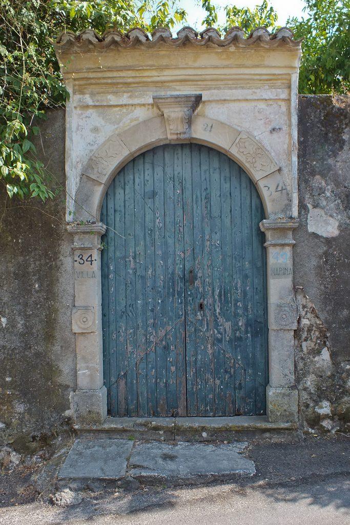 Kato Korakiana Corfu