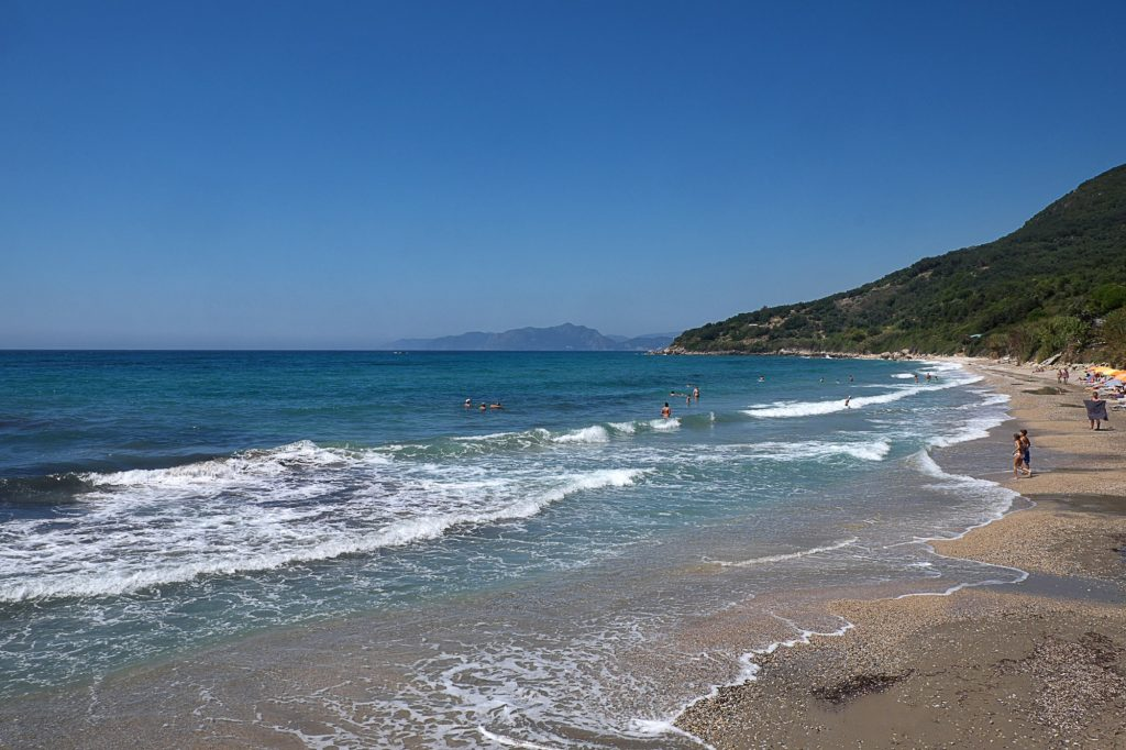Paramonas Corfu