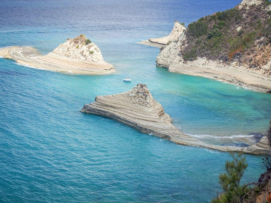 Peroulades Corfu