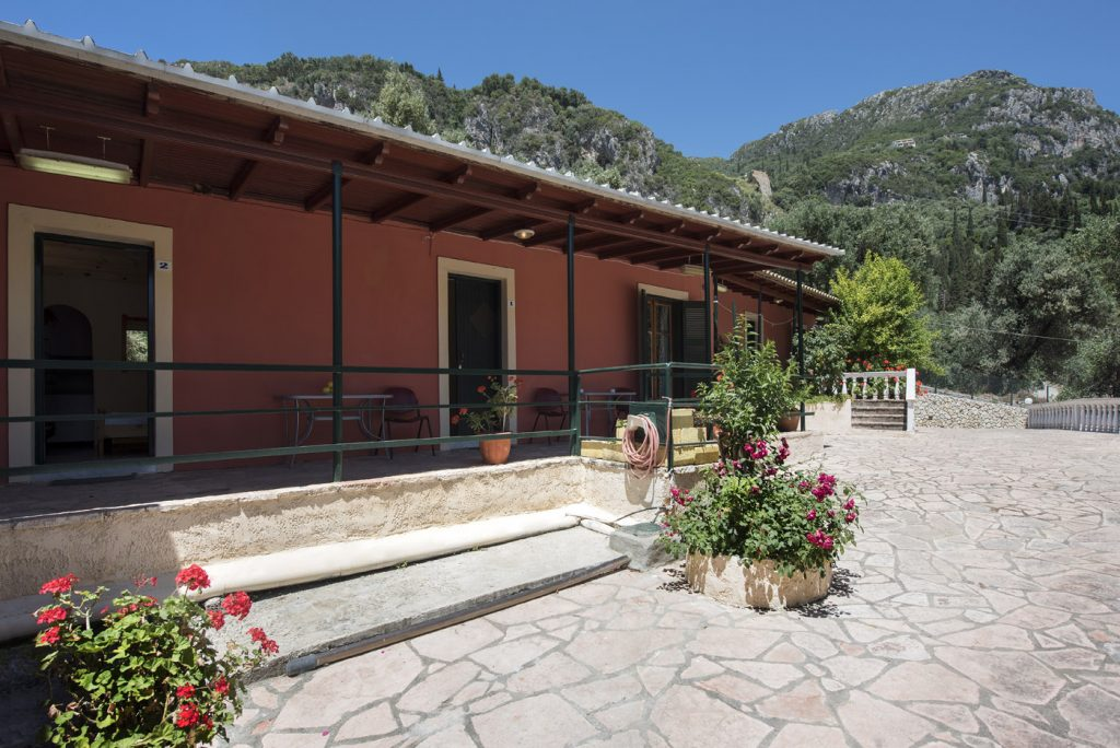 Betty Apartments Corfu