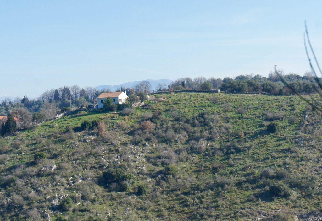 Socrates House Corfu