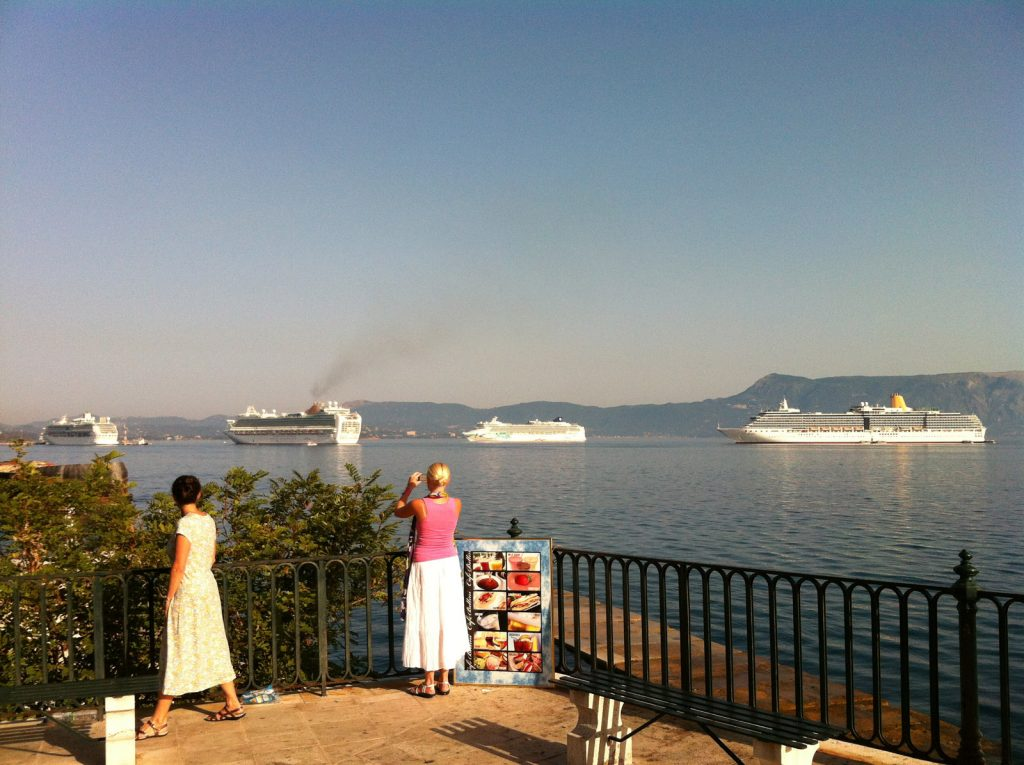 Corfu Taxi Private Tours