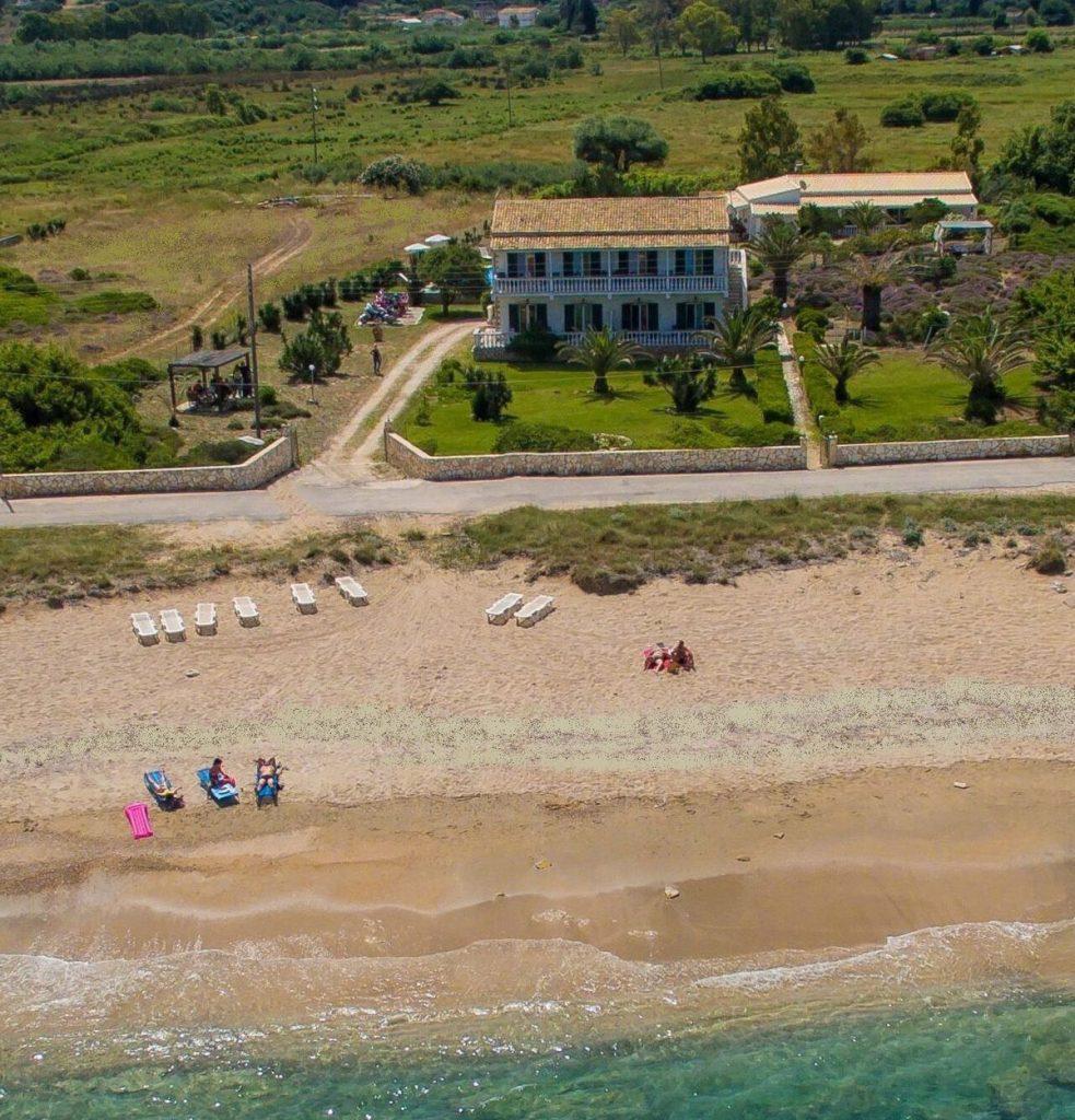 Elli Beach Studios Corfu