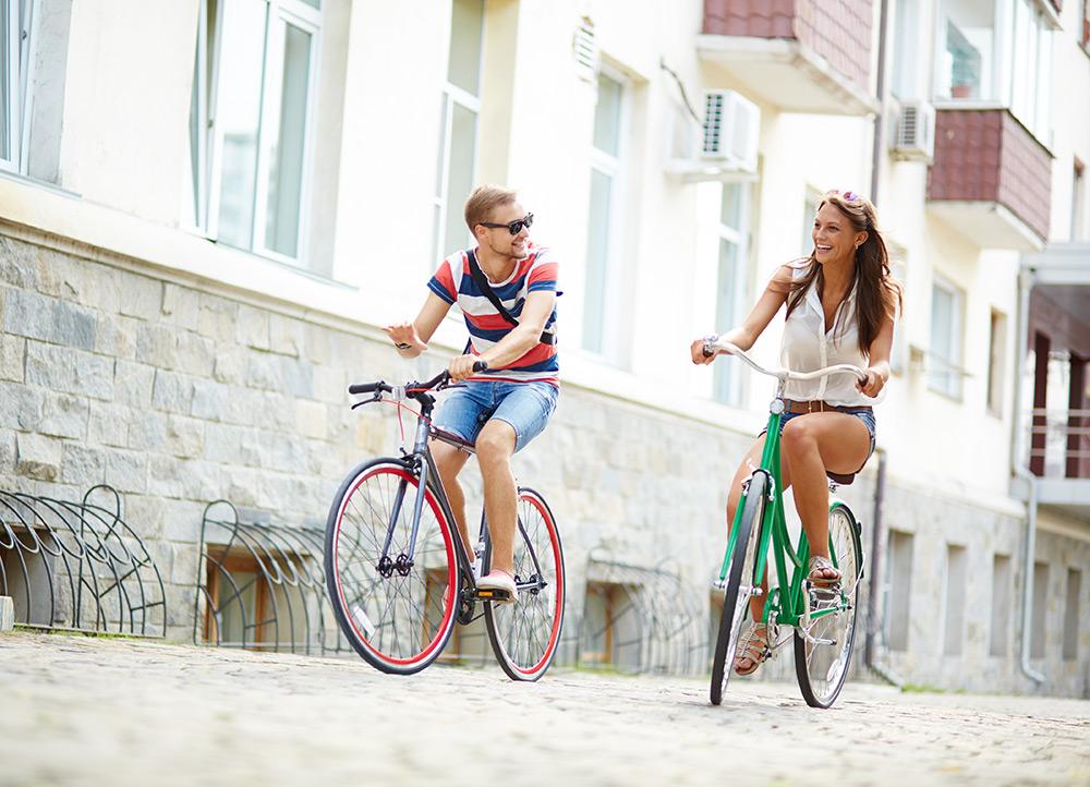 Corfu Port Bicycles