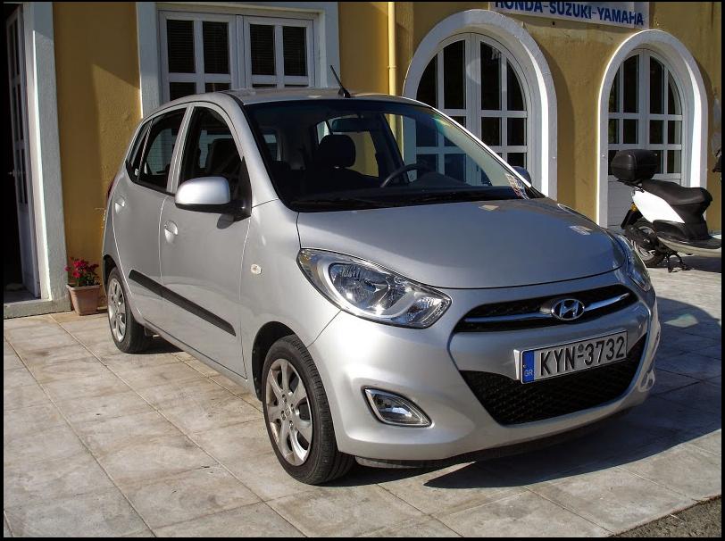 Corfu Mega Rent a Car
