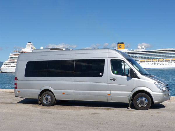 Tours Corfu