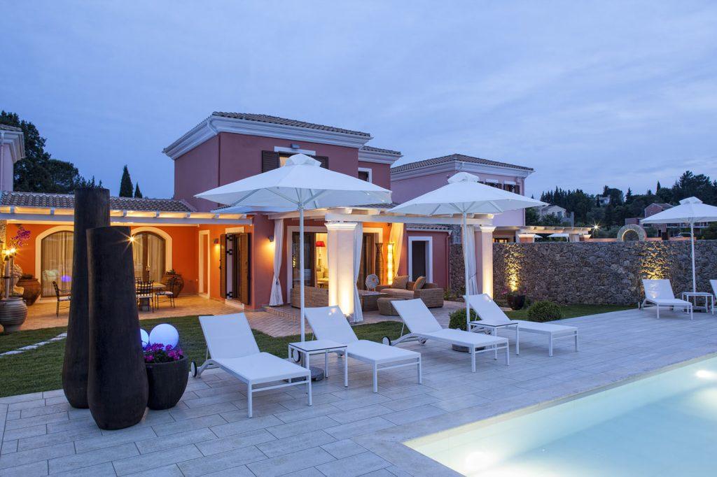 S&O Villas Corfu