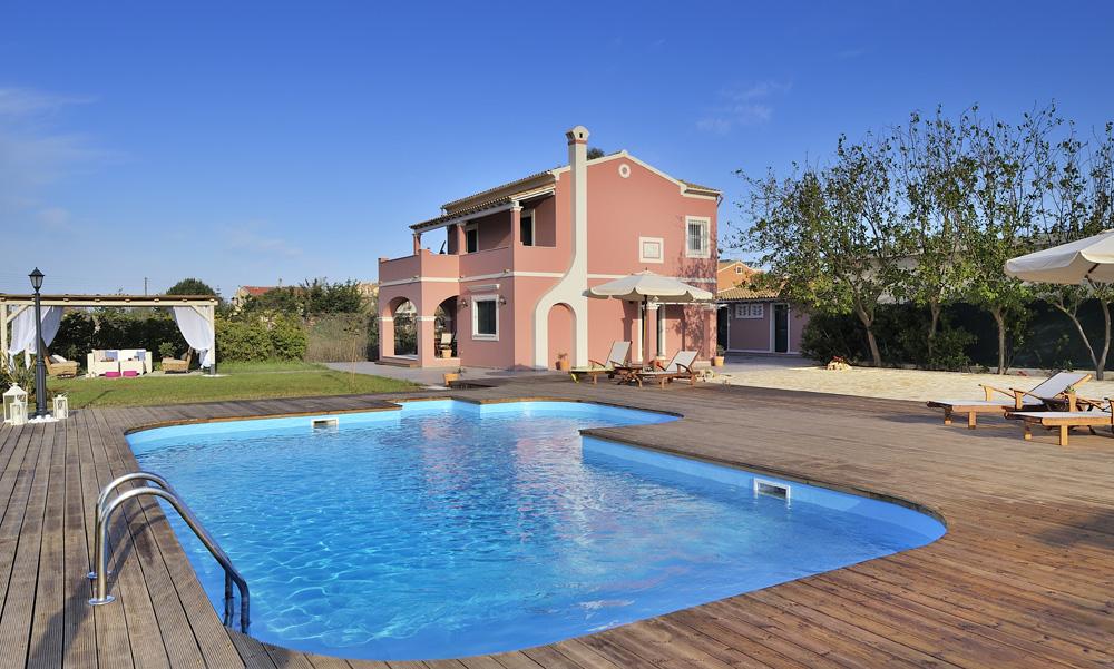 Villa Joanna Corfu