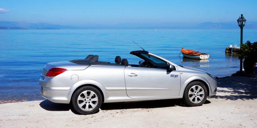 First Car Rental Corfu