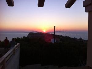 The Nafsika Hotel Corfu