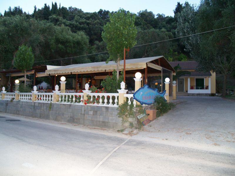 Boukari Beach Restaurant & Accommodation Corfu