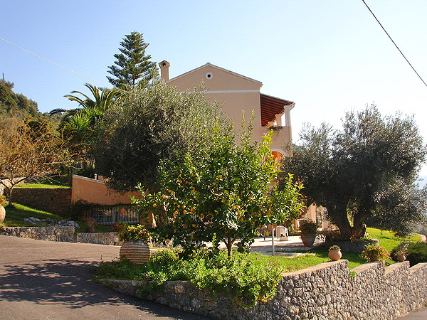 Green Hill Boutique Apartments Corfu