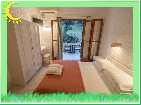 Green Corner Villas Corfu