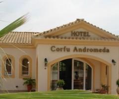 Corfu Hotel Andromeda Corfu