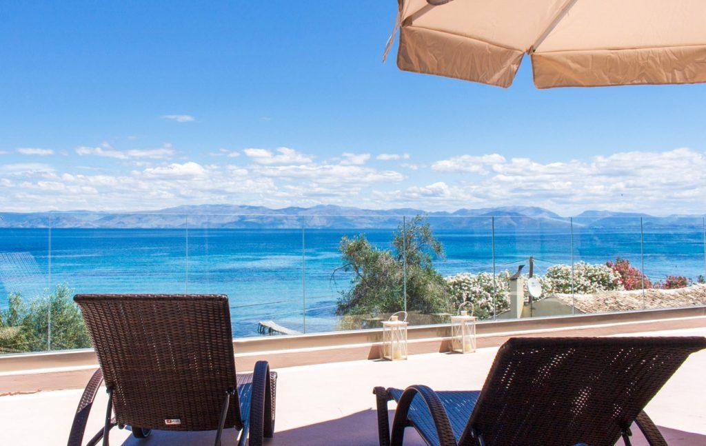 Villa Boukari Beach Corfu