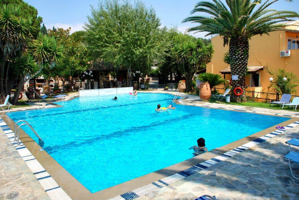 Spiti Nikos Apartments Corfu