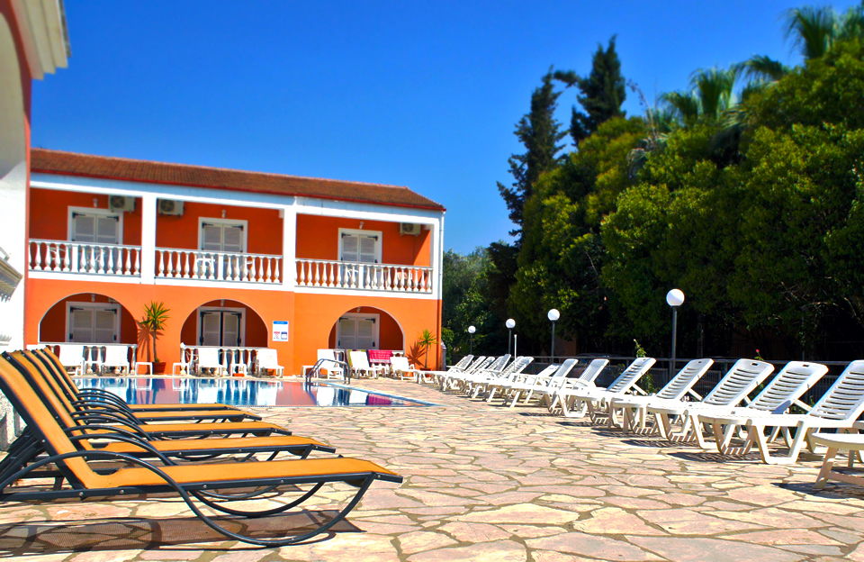Kassiopi Apartments Corfu