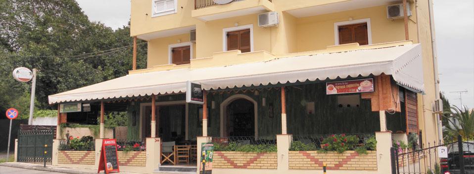 Hotel Orpheus Corfu