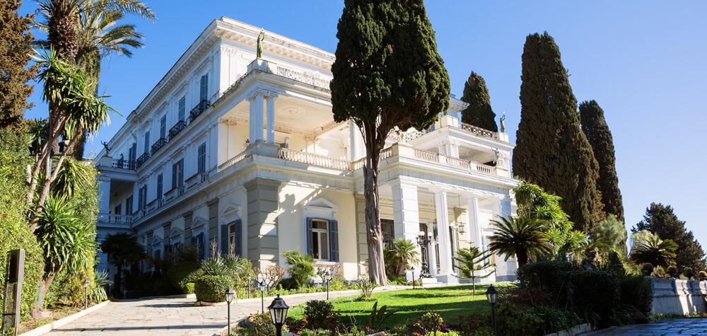 Gastouri Corfu