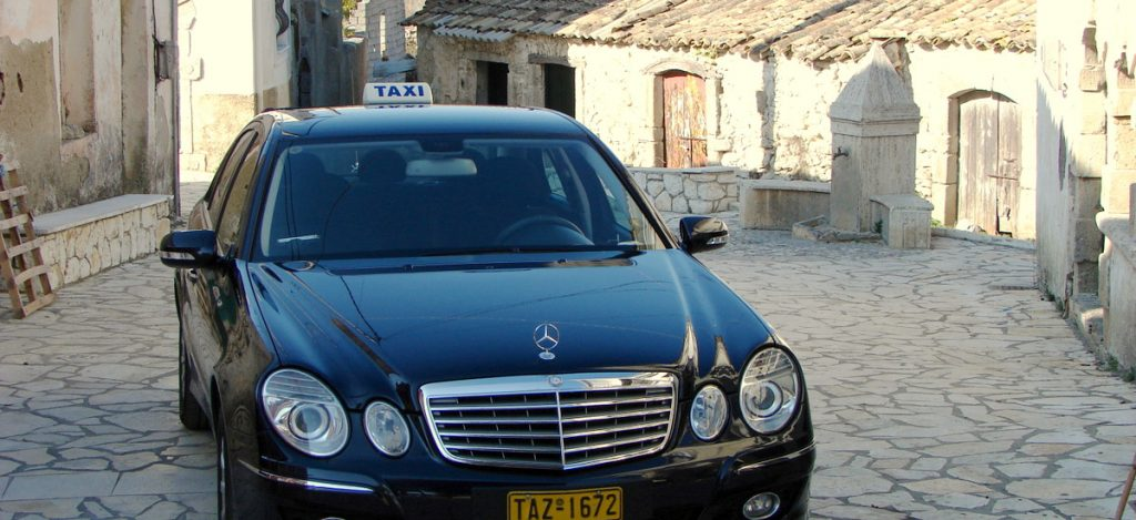 Taxi Tours Corfu