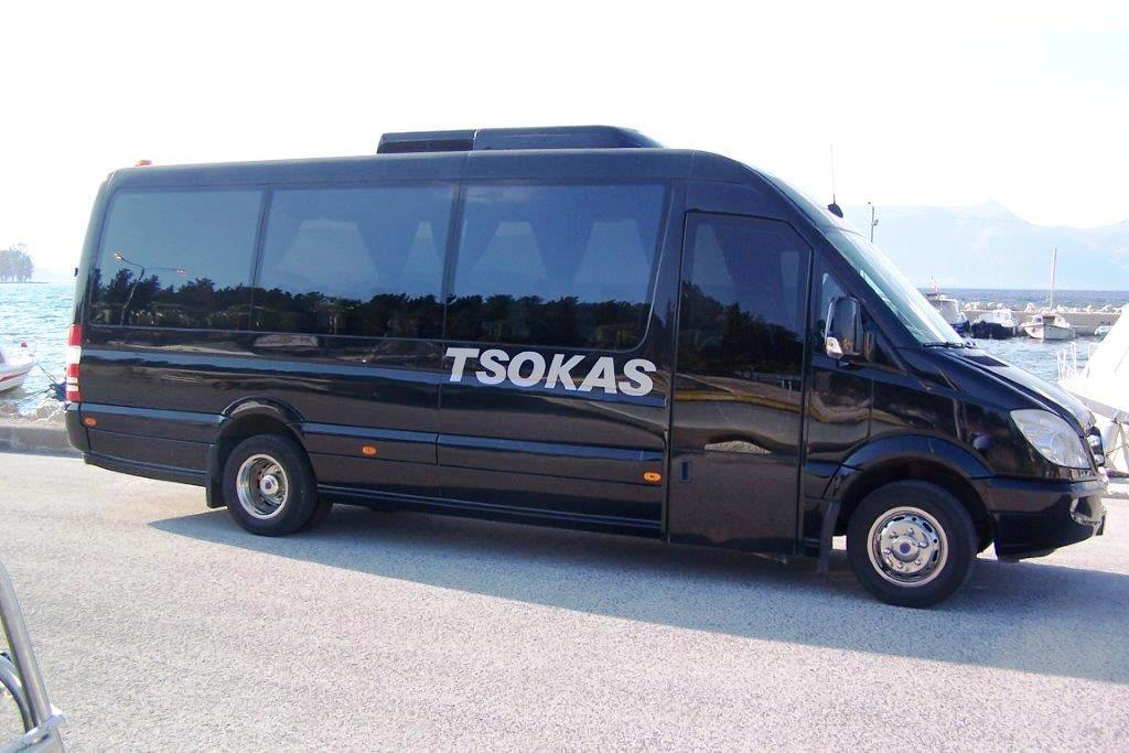 Tsokas Exclusive Tours & Transfers