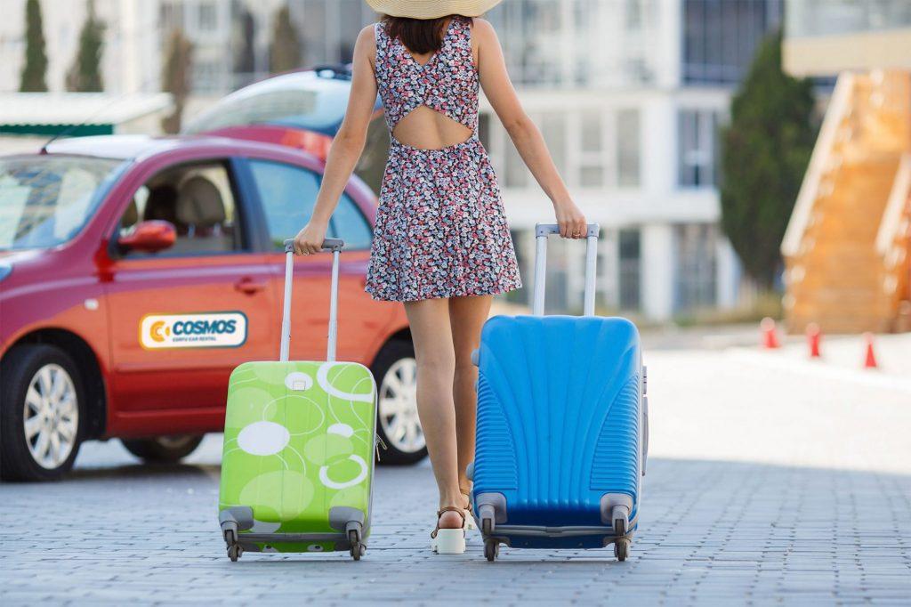 COSMOS Airport Car Rentals